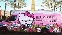 Hello Kitty Food Truck Arrives in San Antonio Next Week