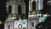 Popular 'Restored By Light' Show Reimagines Dramatic Mission San José Restorations