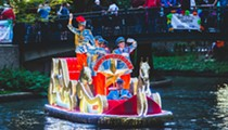Fiesta River Parade Party