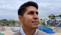 Outgoing San Antonio City Councilman Rey Saldaña Ain't Afraid of No Ten-Foot Crocodile