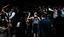 Manu Ginobili's Jersey Retirement Ceremony Tomorrow Night Will Likely Fill the AT&T Center with Tears