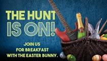 Blues Breakfast with the Bunny