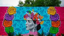 Old Traditions in a New Light: San Antonio Street Artists Shek Vega and Nik Soupé Put a Street-smart Spin on Fiesta