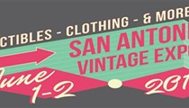 San Antonio Vintage Expo Summer Show