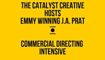 Commercial Directing Intensive with Emmy winning J.A. Prat