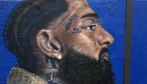 San Antonio Muralist Memorializes the Late Great Nipsey Hussle