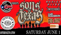 Sons of Texas Live in San Antonio
