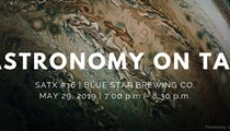 Astronomy on Tap SATX