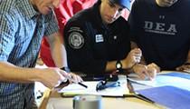 DEA Conducts Sweep Against the Tango Orejon Street Gang in San Antonio