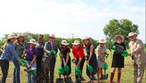 San Antonio Housing Authority, Partners Break Ground on Eastside Urban Garden