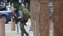 Gunman Opens Fire at Dallas Federal Courthouse, Dies at the Scene