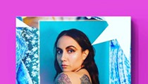 Don't Cry For Me San Antonio: Nina Diaz Plays Hometown Show This Thursday