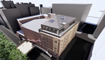 Aztec Theatre Rooftop Bar Addition, Renovation Design Unveiled