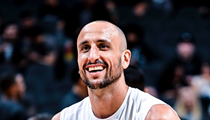 Report: Spurs Initially Offered Manu Ginobili Assistant Coach Position