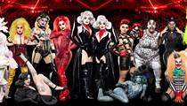 Nightmares in Heels: Spooky Drag Queen Show Dragula is Coming to San Antonio