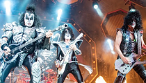 KISS Set San Antonio's AT&T Center on Fire, Literally