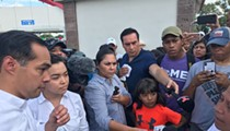 Presidential Candidate Julián Castro Helped 12 Asylum Seekers Cross the Border, but CBP Sent Them Back Almost Immediately