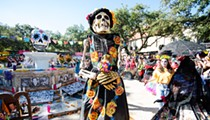 Where to Celebrate Día de Los Muertos in San Antonio This Year