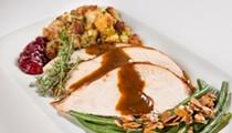 San Antonio Restaurants Offering a Special Thanksgiving Menu