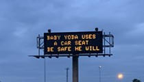 Highway Signs Across Texas Display <i>Star Wars</i>-Themed Safety Messages to Honor the Release of <i>The Rise of Skywalker</i>