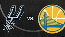 San Antonio Spurs Ending 2019 with New Year's Eve Matchup Against Golden State Warriors