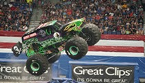 Prepare to Get Wild: Monster Jam to Return to the Alamodome This Weekend
