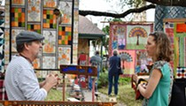 The On and Off Fredericksburg Road Studio Tour Returns for Its Lucky Number 13 Art Walk