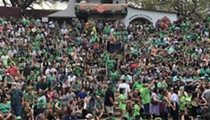 You Can Celebrate St. Patrick's Day on the River Walk with Two Different Parades