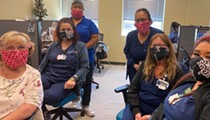 San Antonio Fashion Designer Stacy Williams Donates Over 700 Face Masks to Frontline Workers