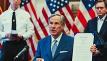 Gov. Greg Abbott on Video Making False Claim About How Texas Handles COVID Testing Data