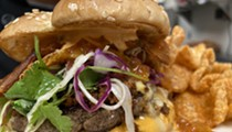San Antonio Chef to Hold 'Puro Chorizo' Burger Pop-Up at Southtown's Wong's Bodega