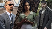 Cinematic Spillover: Short reviews of <i>The Tax Collector</i>, <i>La Llorona</i> and <i>An American Pickle</i>