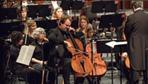 San Antonio Symphony Principal Cellist Teams With Local Woodworker for Amplifying Podium