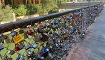 Downtown San Antonio's Popular 'Love Lock Bridge' to Be Temporarily Moved