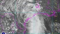 Tropical Storm Bill Barrels Into Texas