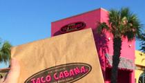 Taco Cabana To Offer Free Breakfast Tacos Tomorrow