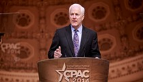 Locked in a tough race, Sen. John Cornyn tries to put on a moderate face. Don't buy it, critics say.