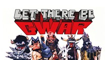 Scumdogs Of The Universe Invade The Literary Marketplace With 'Let There Be GWAR'