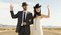 Amber Tamblyn And Derrick Brown Ride Into SA on Motorcycle Poetry Tour