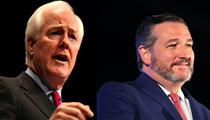 Texans John Cornyn and Ted Cruz vote to advance Amy Coney Barrett's Supreme Court nomination to the full Senate