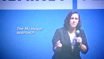After John Cornyn runs ad blasting rival MJ Hegar for cursing, she responds with some choice words