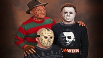 You Need These Scary Movie Sweaters In Your Life