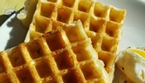 Wake up to Waffles at Rosella This Weekend