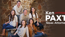 Watch Attorney General Ken Paxton's Wife Perform Tune 'Pistol-Packin' Mama'