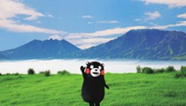 Meet SA's Newest Citizen: Kumamon, the Rosey-Cheeked Japanese Tourism Bear