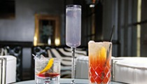 The Happy Hour Entices at the St. Anthony's Tres Chic Haunt