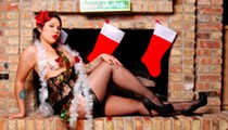 Pastie Pops 'Tease the Season' with Holiday Burlesque