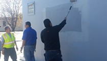 Taco Tension: Boy Were Y'all Worked Up About This Taco Wall Getting Painted Over