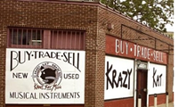 Krazy Kat Music Is Re-Opening?