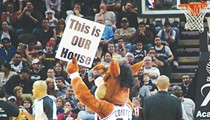 The Spurs keep winning, a ref gets his revenge and an SAPD officer escapes indictment